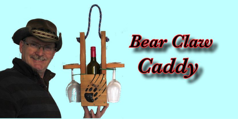 Bear Claw Caddy