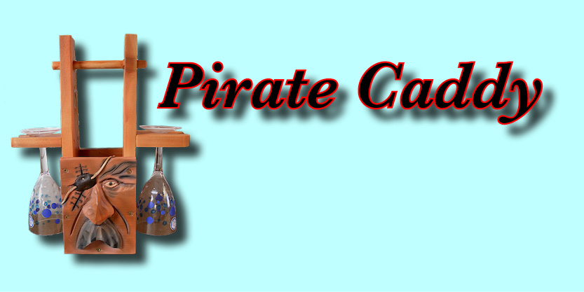 Pirate Caddy