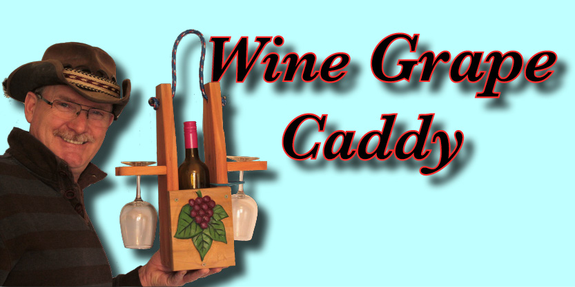 Wine Grape Caddy
