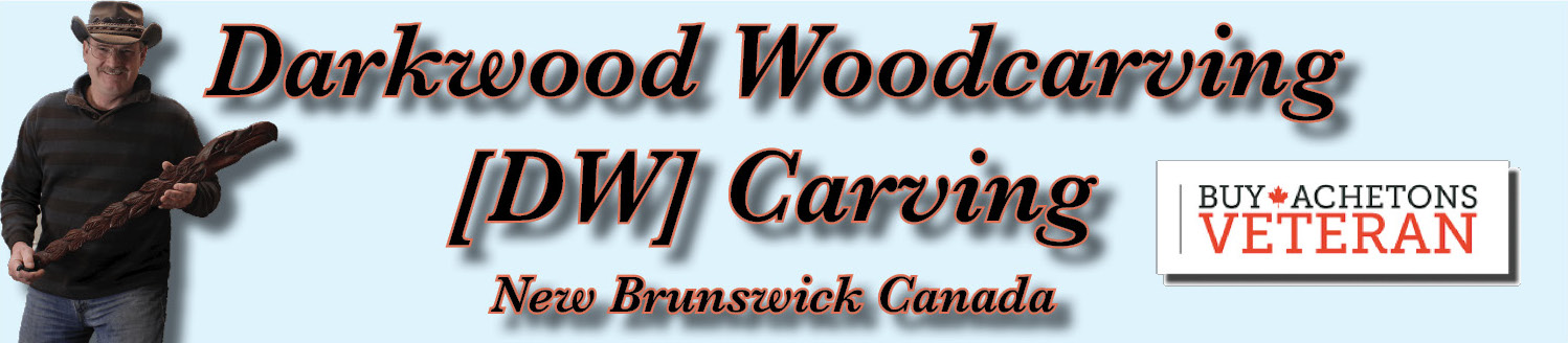 Darkwood Woodcarving, dewcarving, carving designs, wood carvers near me, wood spirits, chainsaw carvings, wood carving for sale, types of carving, power carving
